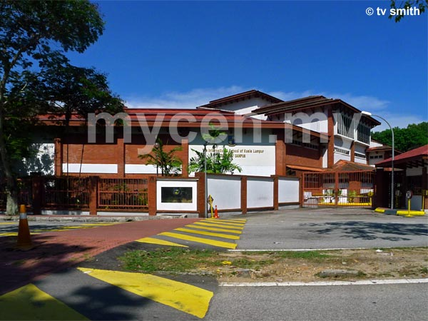 International School of Kuala Lumpur - ISKL Melawati