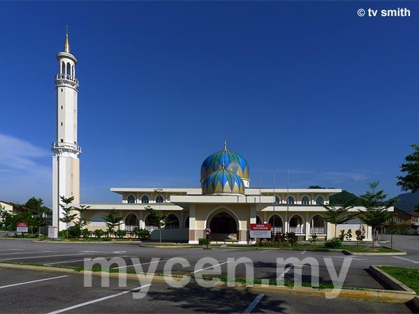 Masjid Al-Hidayah Taman Melawati