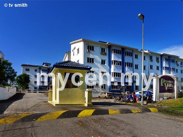 Pesona Villa Apartments
