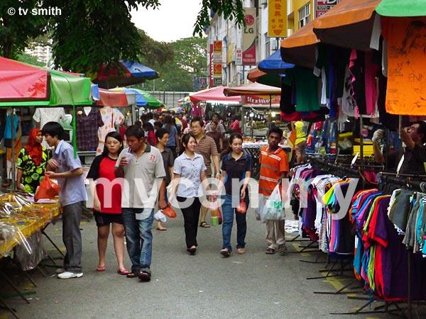 Sentul Pasar Malam