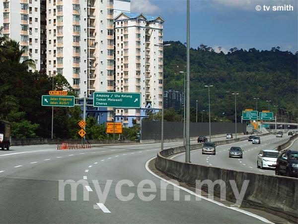 Duta-Ulu Kelang Expressway - DUKE