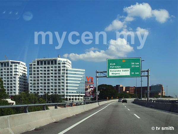 Maju Expressway - MEX