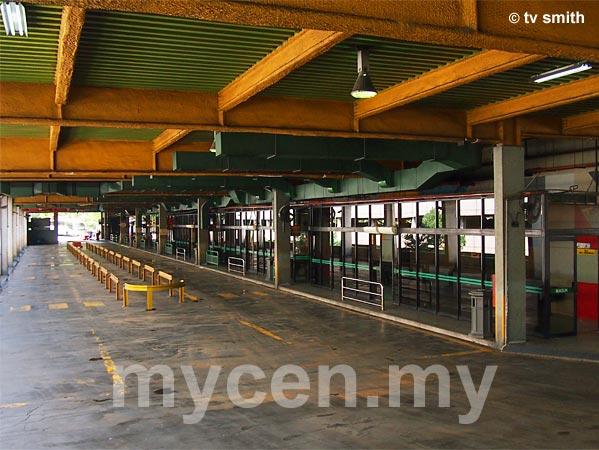 Hentian Putra Bus Terminal