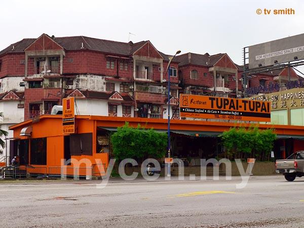 Restoran Tupai Tupai Ampang Waterfront