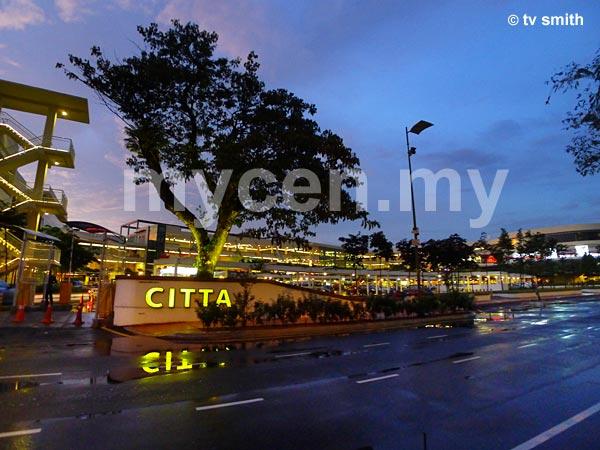 Citta Mall, Ara Damansara