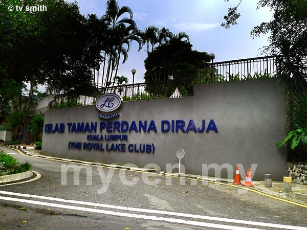 Royal Lake Club Kuala Lumpur (Kelab Taman Perdana DiRaja Kuala Lumpur)