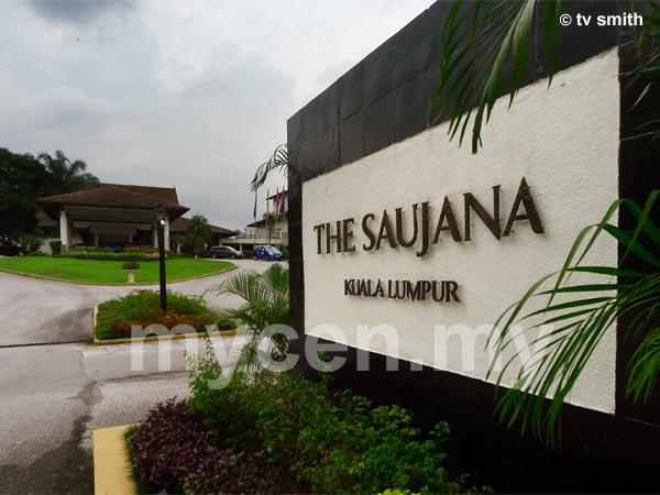The Saujana, Kuala Lumpur