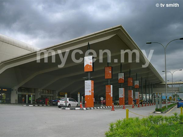 SkyPark Terminal, Lapangan Terbang Sultan Abdul Aziz Shah (Subang Airport)