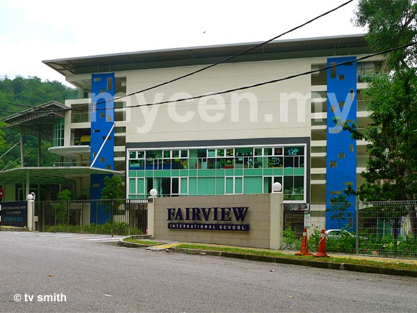 Fairview International School KL Main Campus in Wangsa Maju