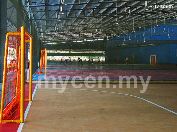 KSL Sports Puchong Futsal Courts