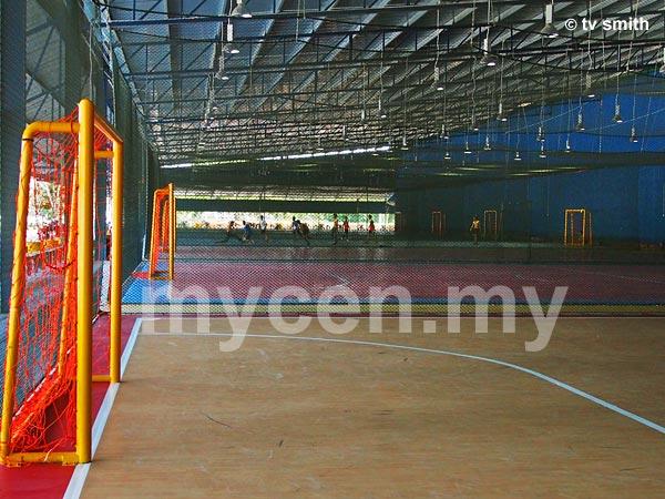 KSL Sports Puchong Futsal Courts