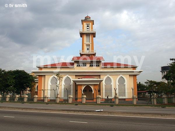Masjid Kem Wardieburn