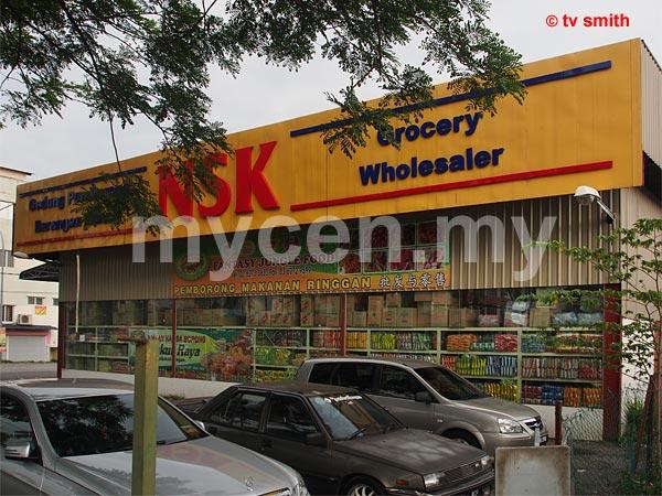 NSK Grocery Wholesaler Wangsa Maju