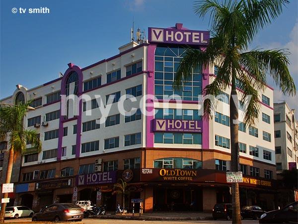 V Hotel Bandar Tasik Selatan
