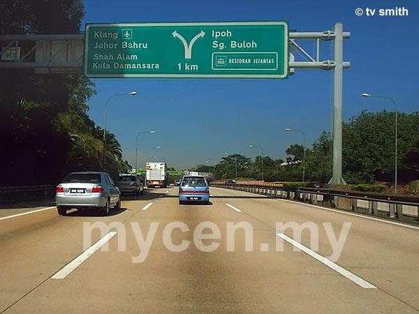 New Klang Valley Expressway - NKVE