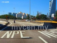 New Pantai Expressway - NPE
