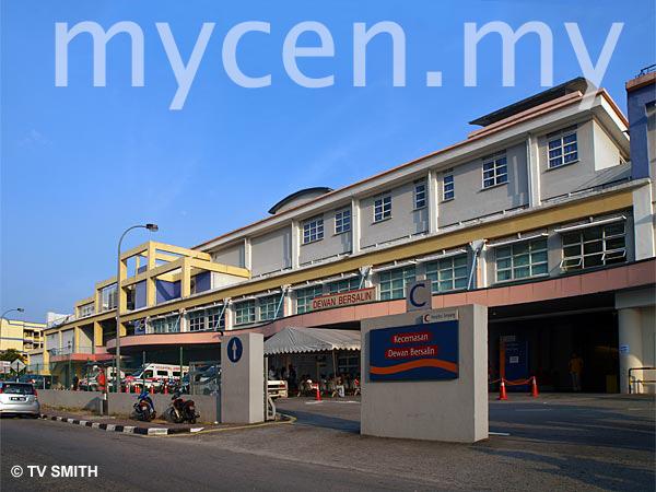 Hospital ampang hotels get a room for Design hotel pandan indah