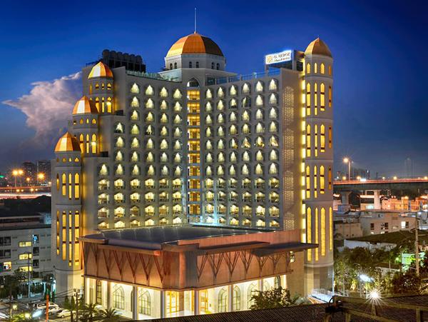 Al Meroz - The Halal Certified Bangkok Hotel