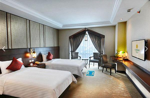 Al Meroz Superior Room