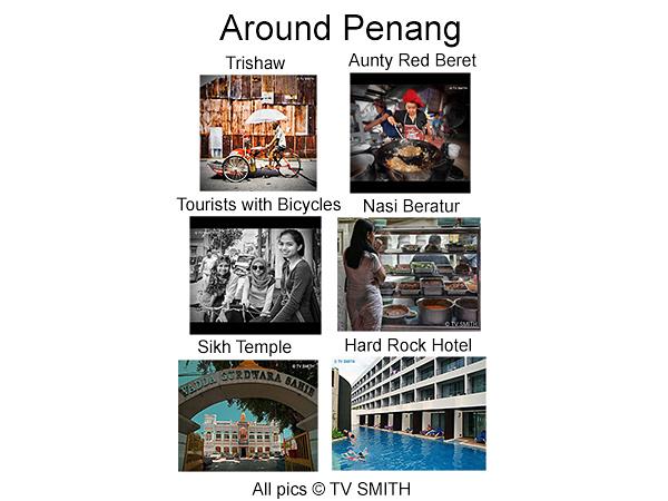 Around Penang