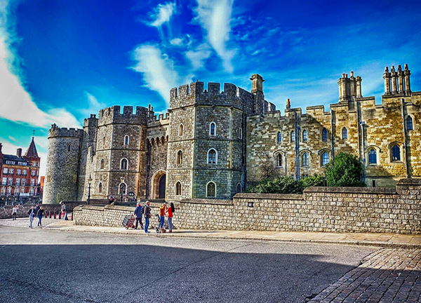 Queen's Windsor Castle