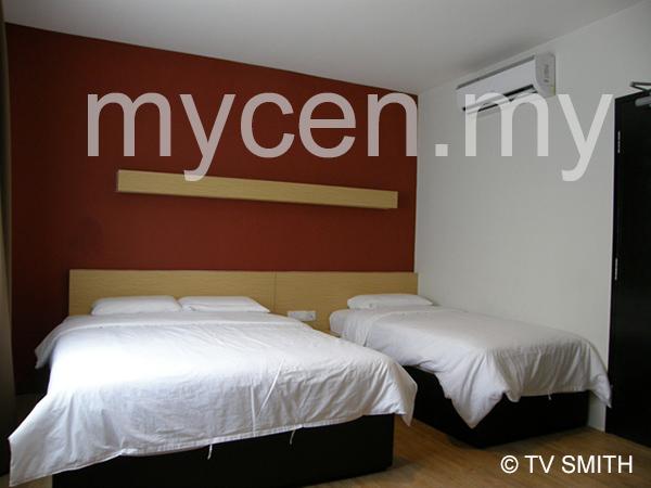 Tras Mutiara Hotel Bentong Room
