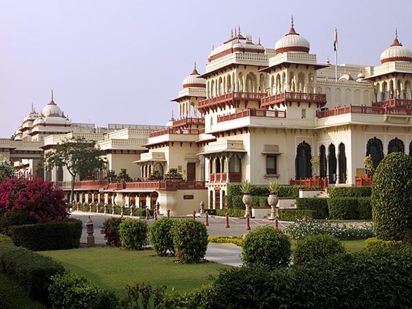 The Taj Rambagh Palace, Jaipur, India