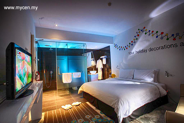 Zoom In Boutque Hotel Johor Bahru