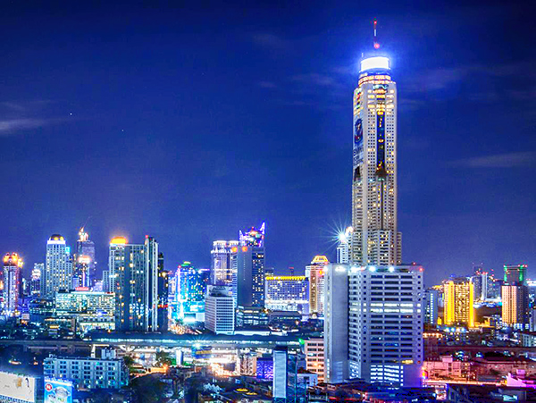 Bangkok Hotel Deals Finder