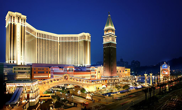 Macau Hotel Deals Finder