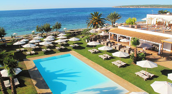 Gecko Hotel & Beach Club Formentera Spain